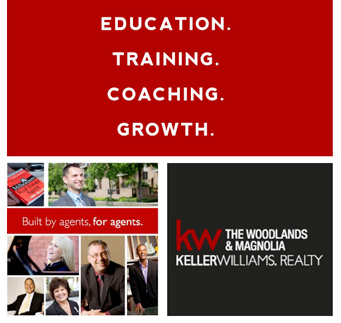 , Why Choose Keller Williams?, KW Woodlands, KW Woodlands
