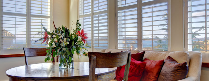 Trends in window treatments