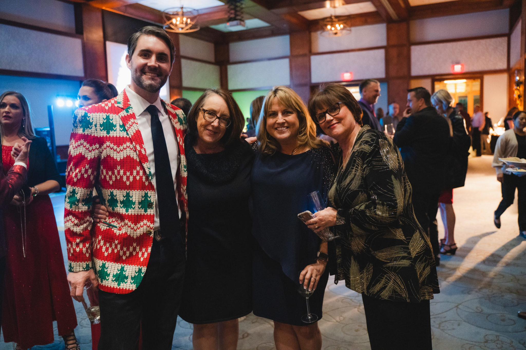 , Ushering In the Decade | KW Holiday Party 2019!, KW Woodlands